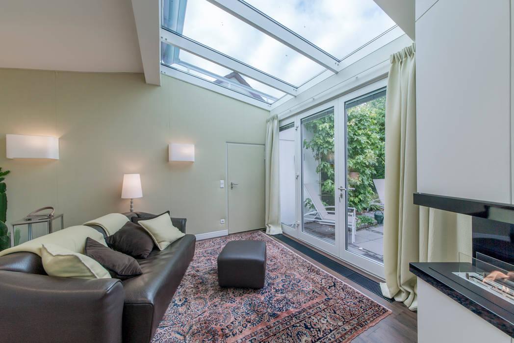Extrem Wintergarten: wohnzimmer von ohlde interior design ,klassisch   homify HO52