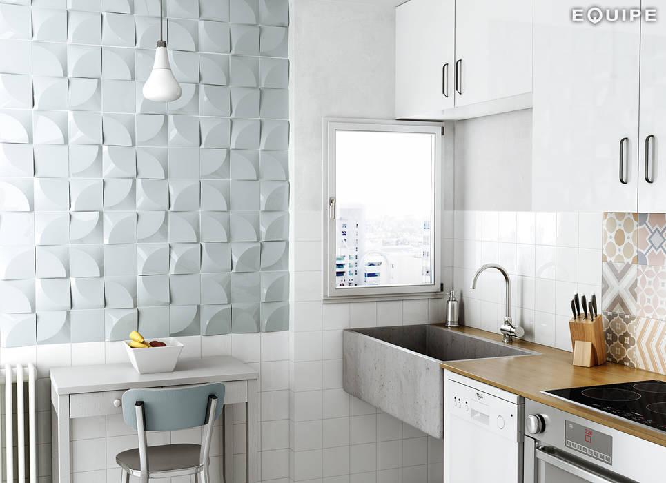 Modern Kitchen by homify Modern Ceramic