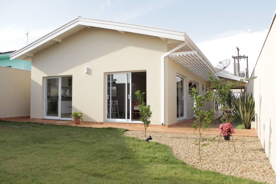 Casa TM Casas minimalistas por Lozí - Projeto e Obra Minimalista