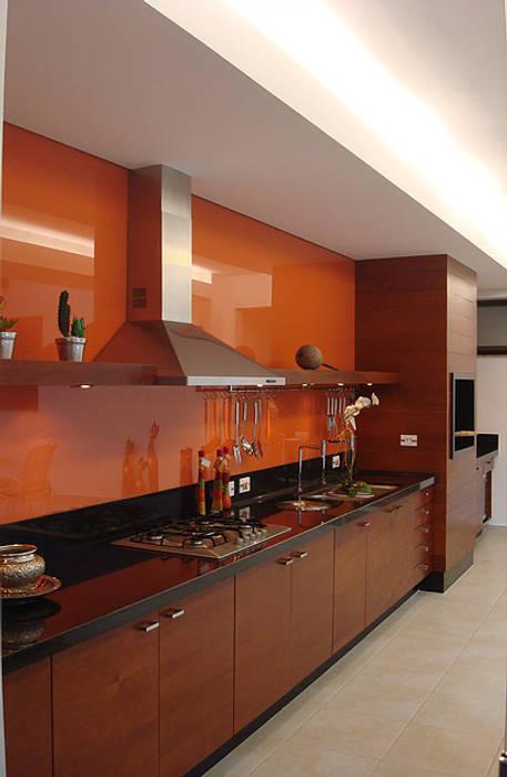 THEROOM ARQUITETURA E DESIGN Casas modernas: Ideas, imágenes y decoración