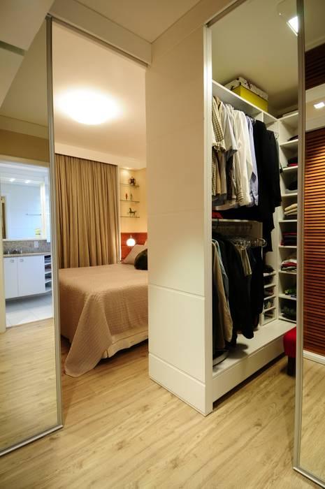 Closets de estilo  por João Linck | Arquitetura,