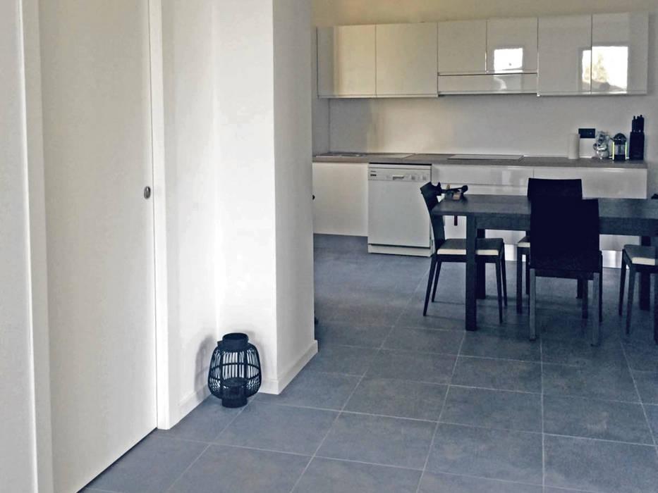 Aulaquattro Modern Kitchen