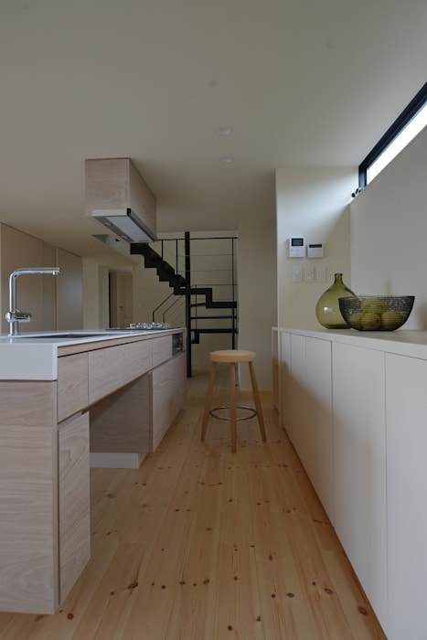 Modern Kitchen by TKD-ARCHITECT Modern