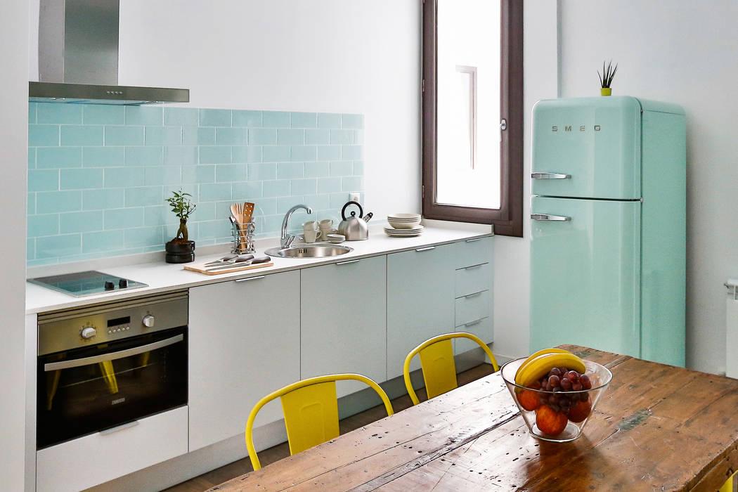 Küche von StudioBMK, Skandinavisch