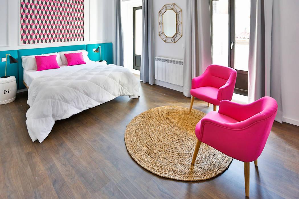 Chambre de style  par StudioBMK, Moderne