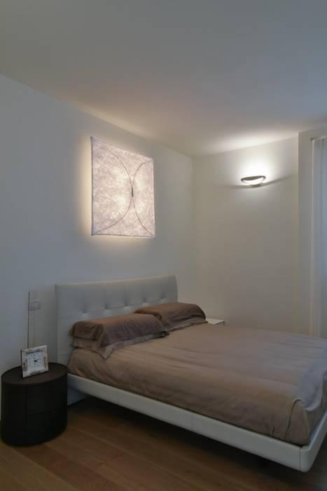 Ristrutturazione villa anni 70: camera da letto in stile di ...