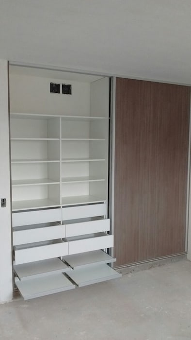 Cocinas y Vestidores Aurea Arquitectura y Amoblamientos DormitoriosPlacares y cómodas
