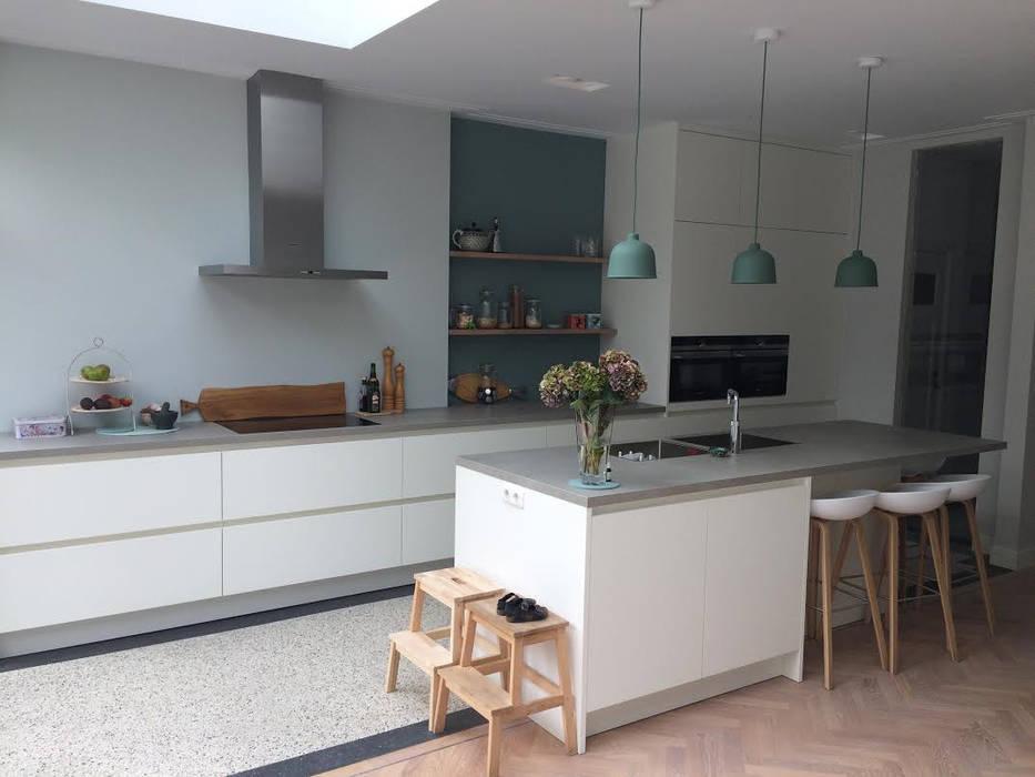Scandinavisch Keuken Ideas : Kleuradvies woning oegstgeest keuken door studio binnen homify
