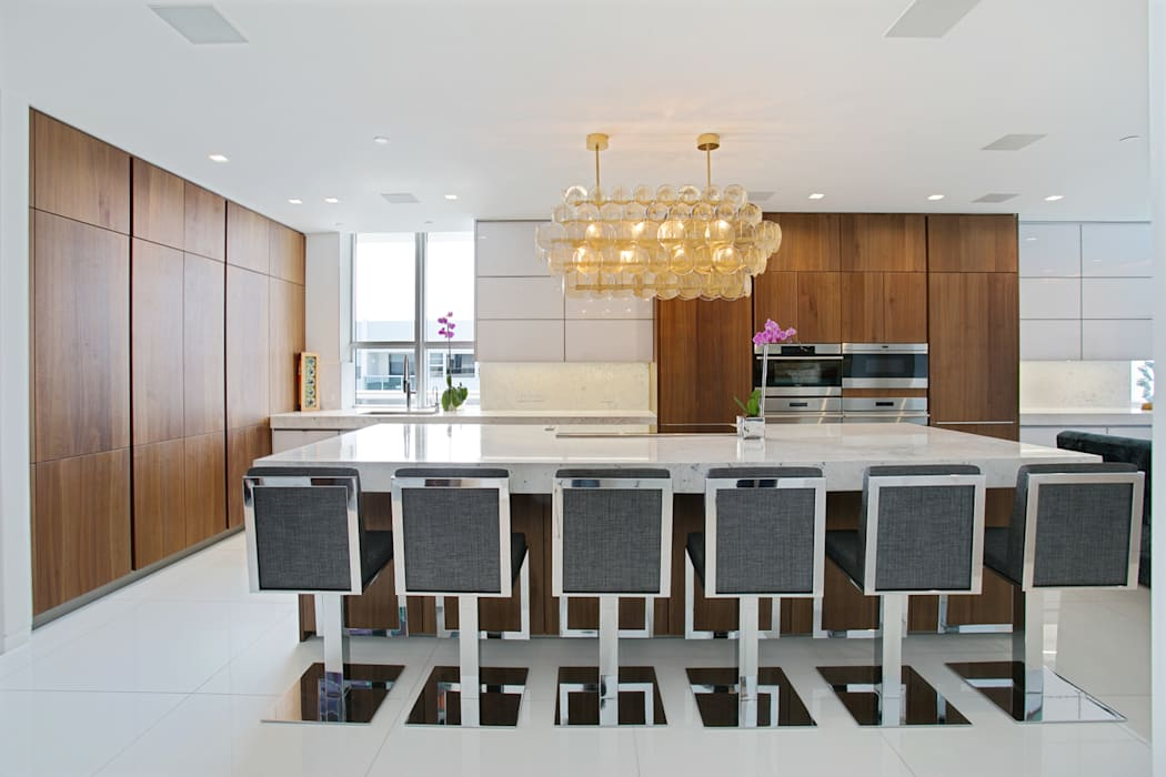 Dapur Modern Oleh ALNO North America Modern