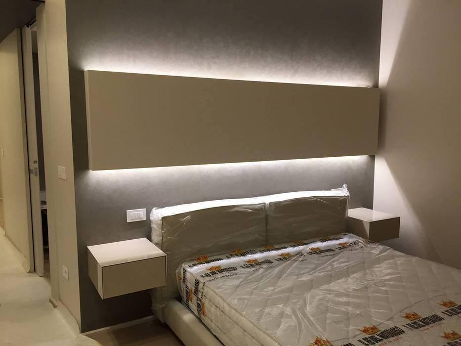 Ristrutturazione camera da letto di formarredo due design ...