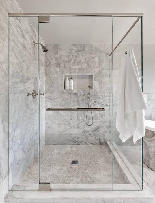 Master Bath Modern Bathroom by Clean Design Modern