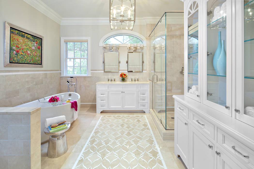 Banheiros modernos por Clean Design Moderno