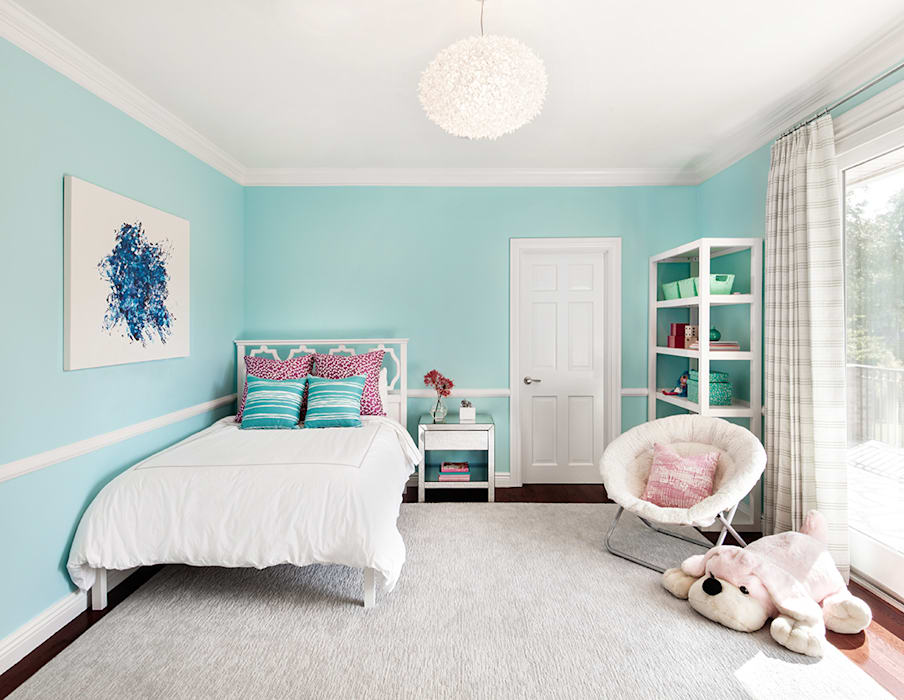 Kid's Bedroom Modern Bedroom by Clean Design Modern