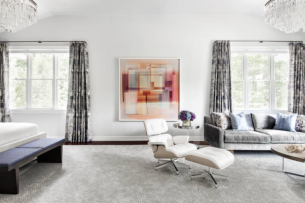 Camera da letto moderna di Clean Design Moderno