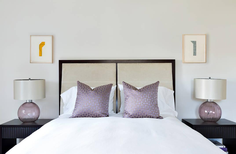 Guest Bedroom Modern Bedroom by Clean Design Modern