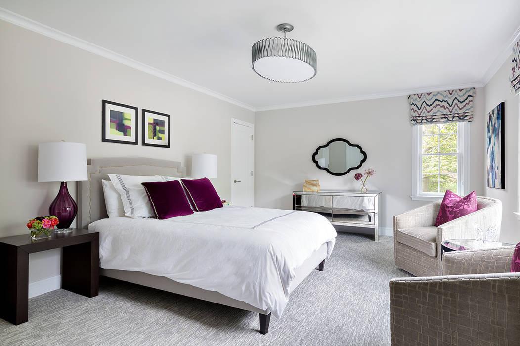Guest Bedroom Modern style bedroom by Clean Design Modern