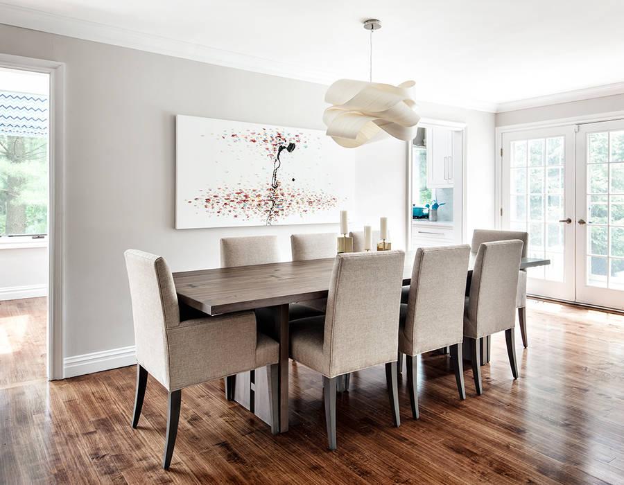 Modern dining room by Clean Design Modern