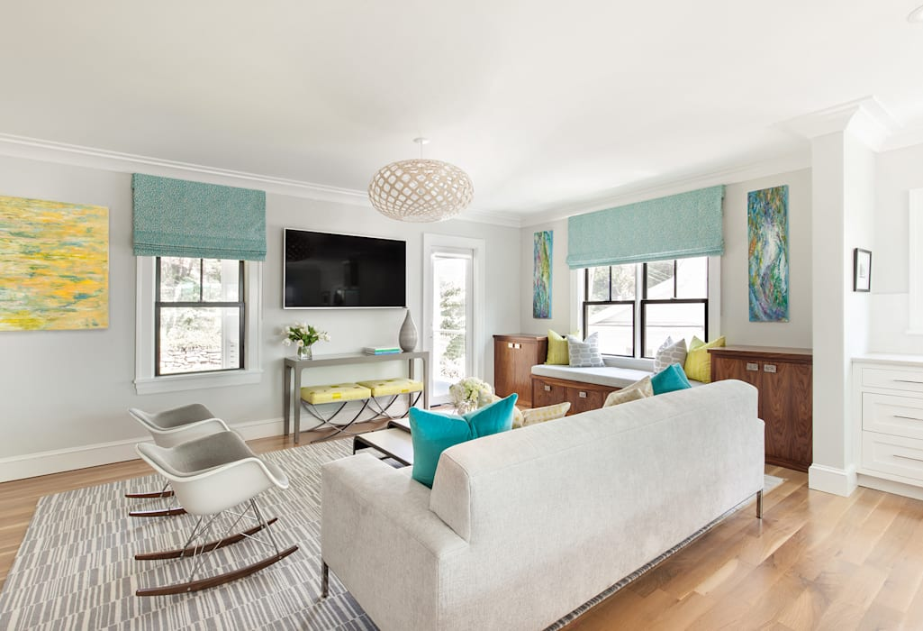 Moderne wohnzimmer von clean design modern | homify