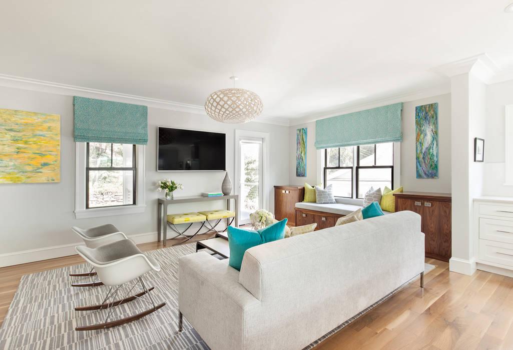 Living Room Modern Living Room by Clean Design Modern