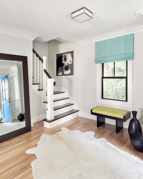 Foyer Modern living room by Clean Design Modern