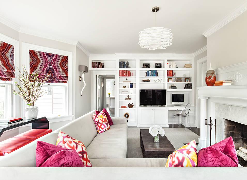 Salas de estar modernas por Clean Design Moderno