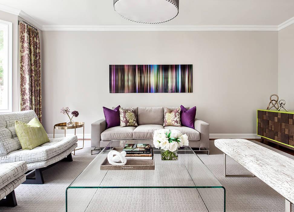 Salas modernas de Clean Design Moderno