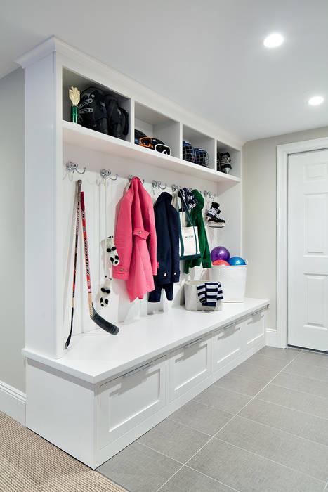 Koridor & Tangga Modern Oleh Clean Design Modern