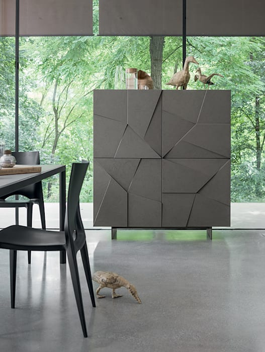 Concrete mobile contenitore: in stile di dall\'agnese ...