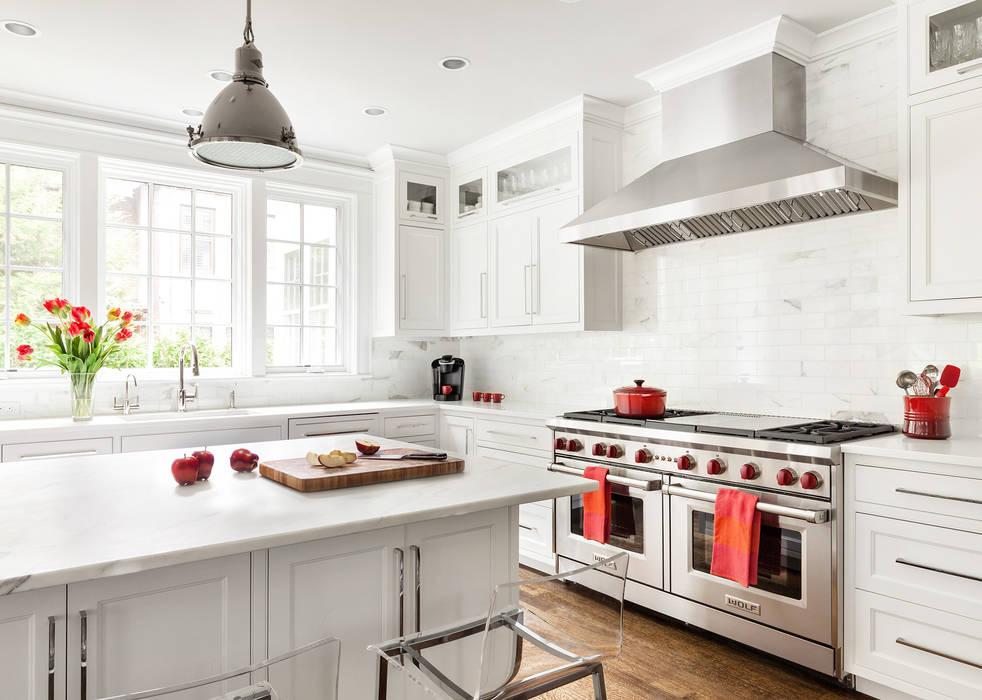 Clean Design Modern kitchen