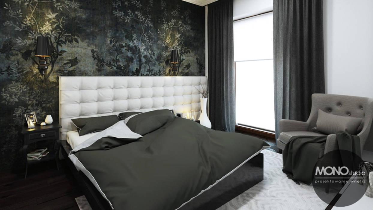 Kamar Tidur Modern Oleh MONOstudio Modern