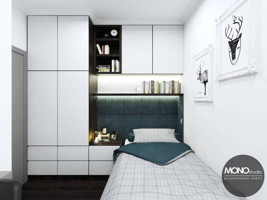Kamar Tidur oleh MONOstudio