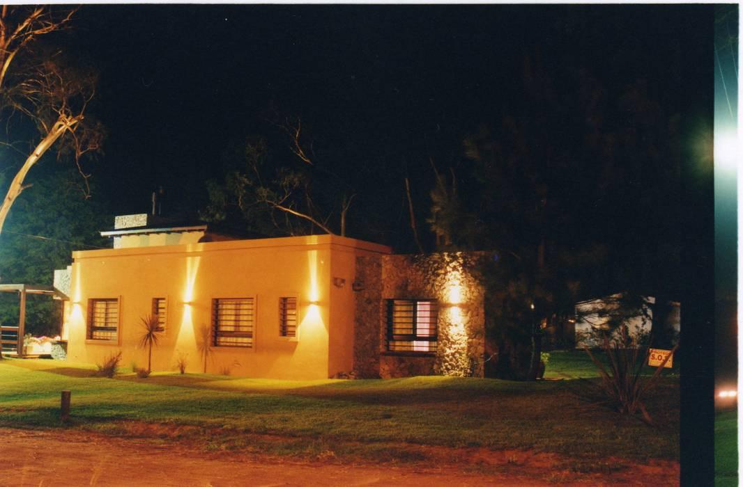 Casa en Valeria del Mar Casas modernas: Ideas, imágenes y decoración de Diego Porto Arquitecto Moderno