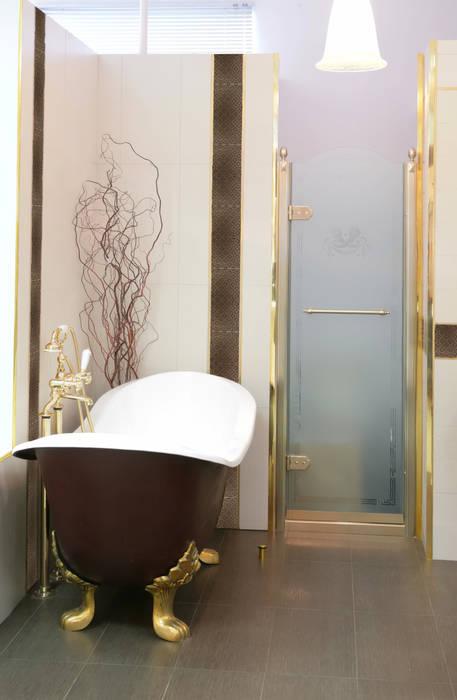 Tozetto Tiles Elalux Tile Modern Bathroom Tiles Metallic/Silver