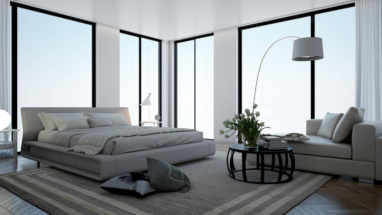 Schlafzimmer von olivia Sciuto,