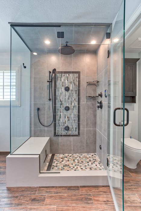 Steam Bath by Studio Design LLC,
