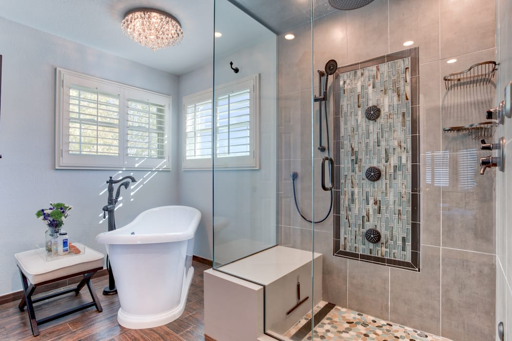 Studio Design LLC Steam Bath