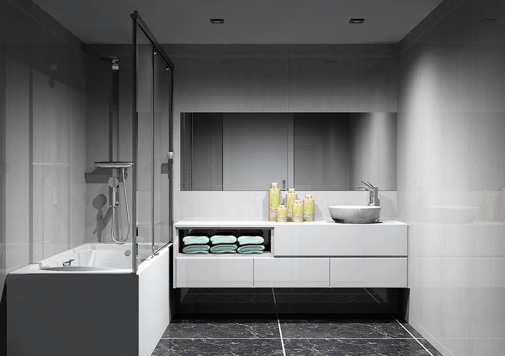 Amplitude - Mobiliário lda Bagno moderno