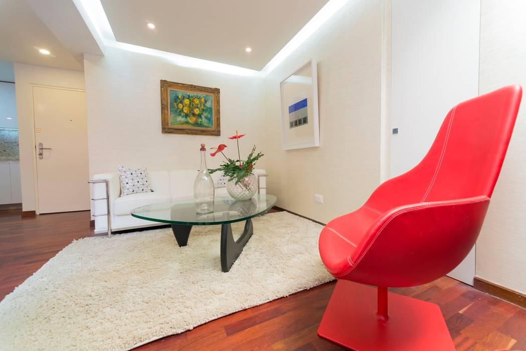 Living room by Objetos DAC