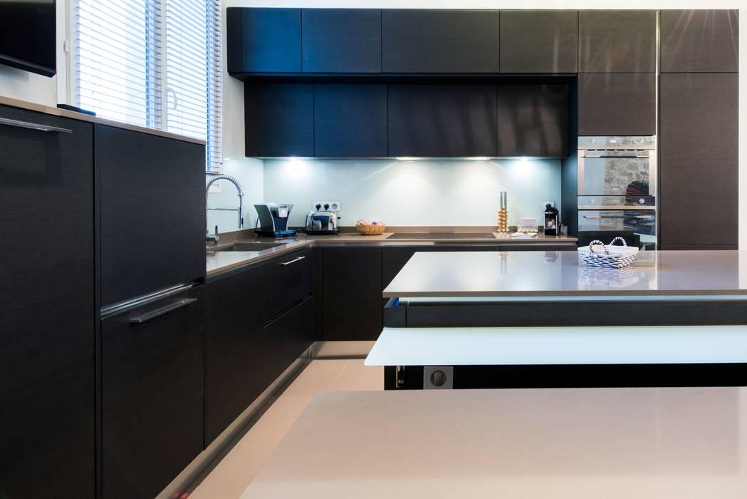 Küche von la cuisine dans le bain sk concept   homify