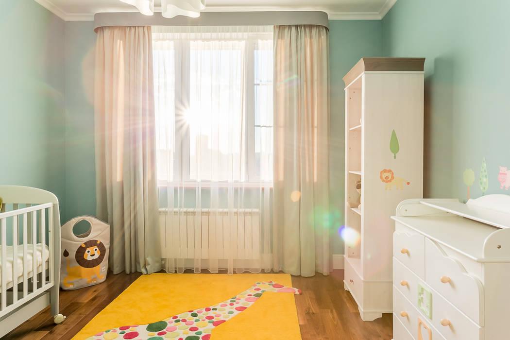 Chambre d'enfant classique par Alexander Krivov Classique