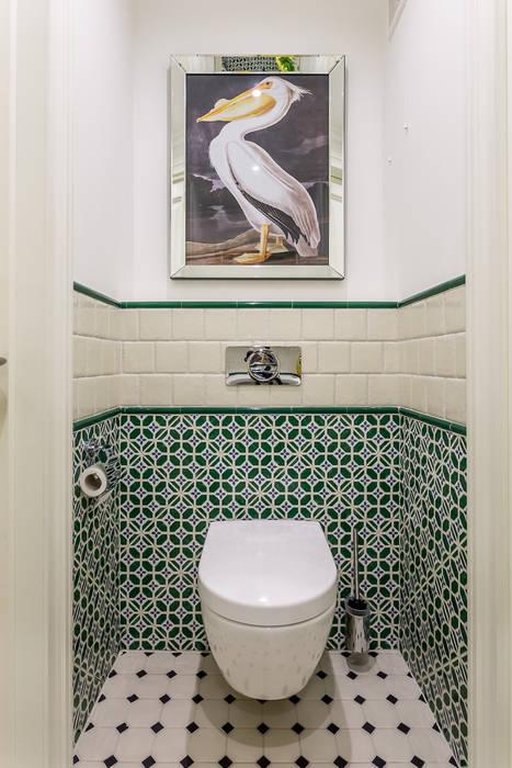 Salle de bain méditerranéenne par Alexander Krivov Méditerranéen