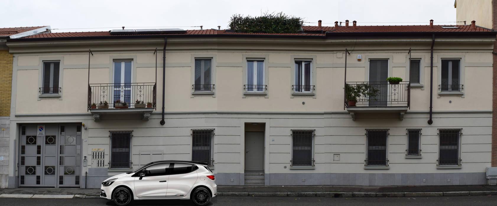 Dopo la ristrutturazione: Case in stile in stile Classico di Fabio Ricchezza architetto
