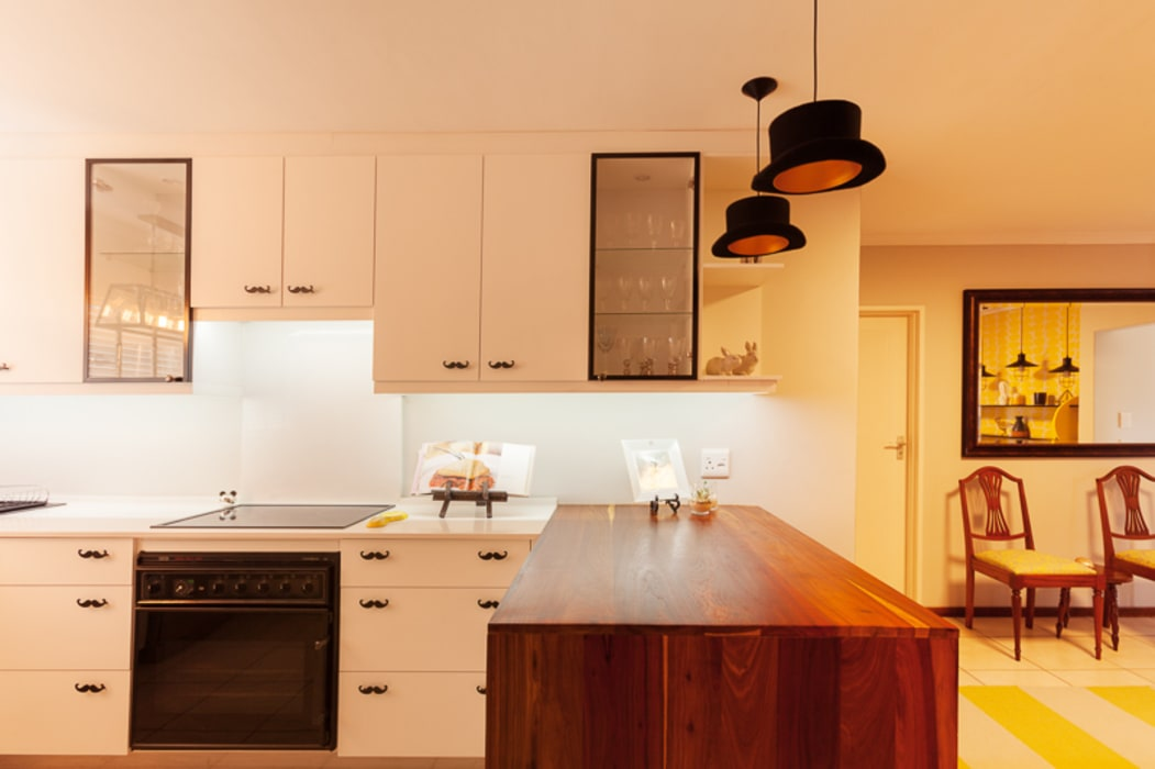 House B - House Design :  Kitchen by Redesign Interiors, Eclectic