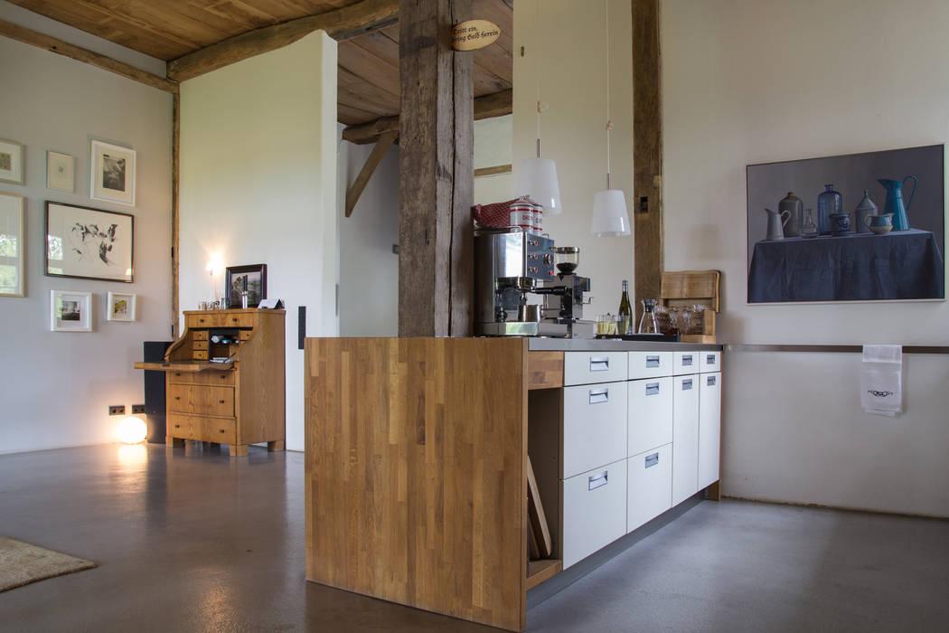 EstrichCoat:  Küche von Loftflor GmbH & Co KG
