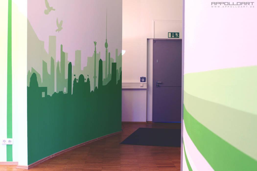 App Firma Raumdesign Im Berliner Büro Loft Geschäftsräume Stores
