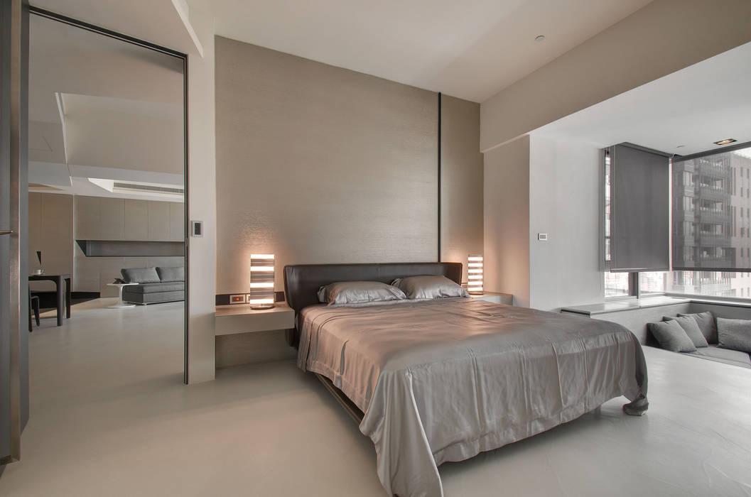 The New Quintessential Taipei Base Design Center Modern Bedroom