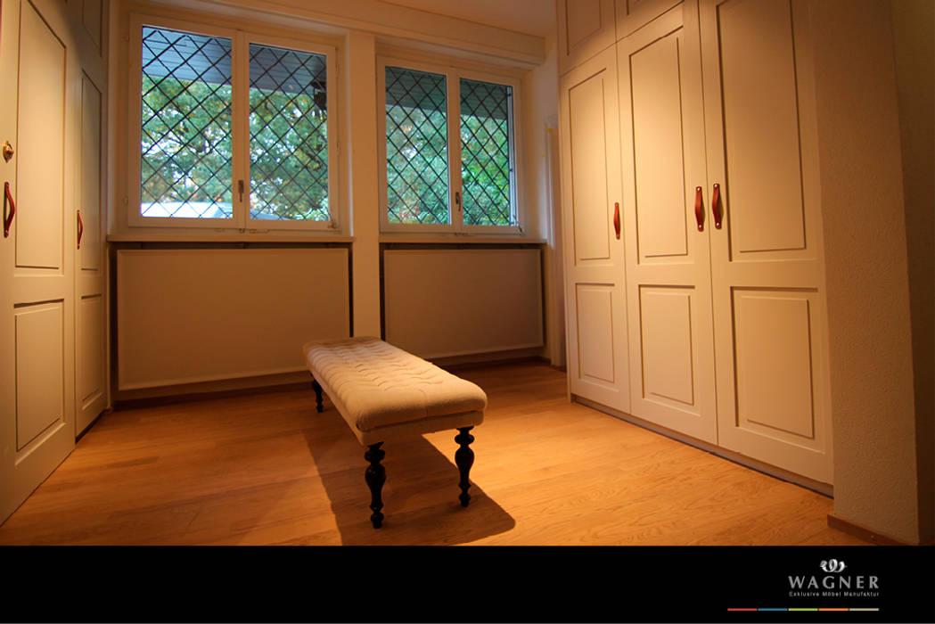 Möbelmanufaktur Wagner vestidores de estilo clásico de wagner möbel manufaktur | homify