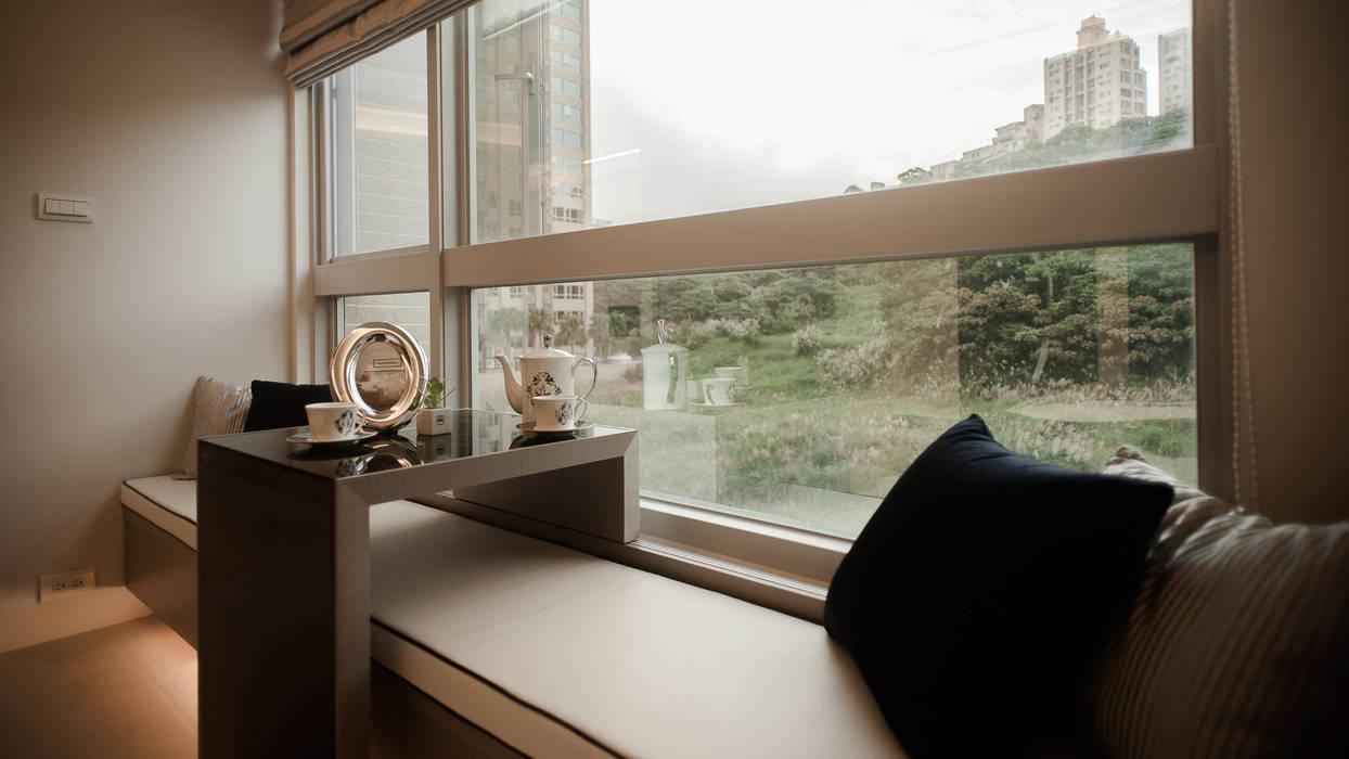Fenster von 璞碩室內裝修設計工程有限公司