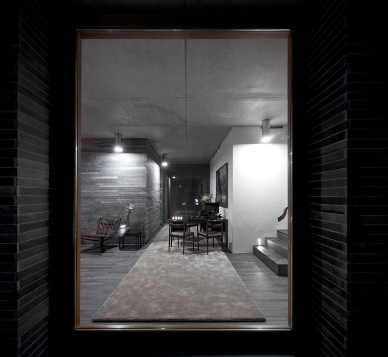 hotel vínico quinta do vallado Escritórios modernos por Menos é Mais - Arquitectos Associados Moderno
