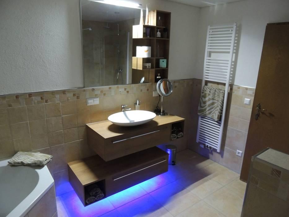 Ванные комнаты в . Автор – Bad Campioni, Средиземноморский